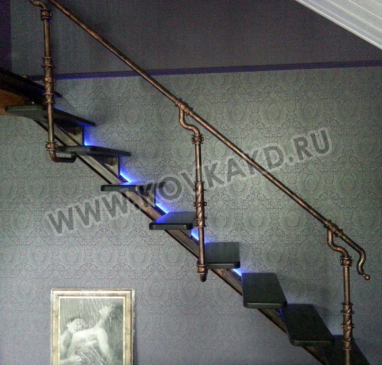 От Ковка КД лестница