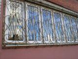 Решётка на балконное окно.